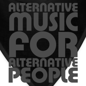 Alternative Music For Alternative People - Bandana