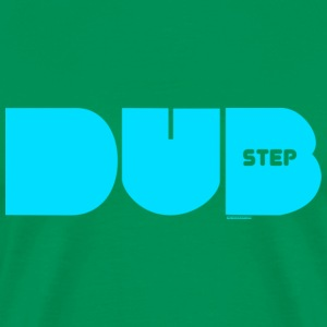 Dub Step DJ Hoodies - Men's Premium T-Shirt
