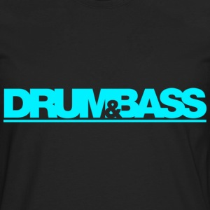 Drum & Bass DJ Hoodies - Men's Premium Long Sleeve T-Shirt