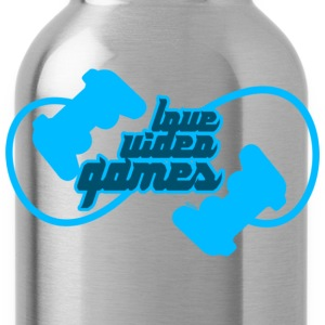 Love Video Games Hoodies - Water Bottle