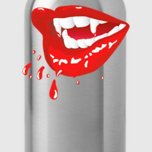 lips Women's T-Shirts - Water Bottle
