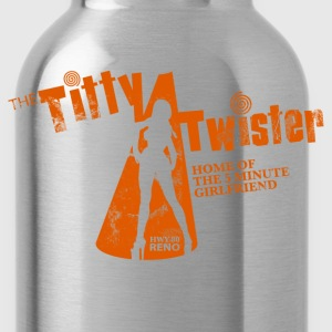 THE TITTY TWISTER T-Shirts - Water Bottle