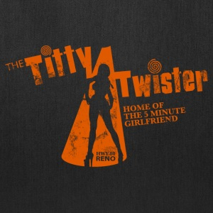 THE TITTY TWISTER T-Shirts - Tote Bag