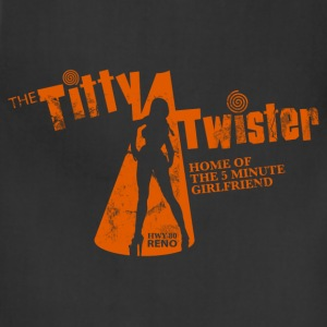 THE TITTY TWISTER Women's T-Shirts - Adjustable Apron