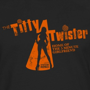 THE TITTY TWISTER Women's T-Shirts - Men's Premium Long Sleeve T-Shirt