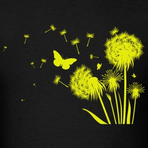 Dandelion - Men's T-Shirt