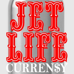 JET LIFE CURRENSY Hoodies - Water Bottle