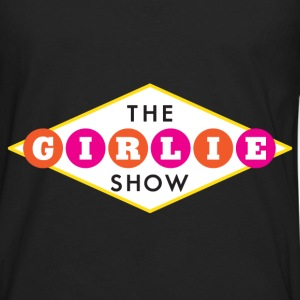 The Girlie Show TGS Bags  - Men's Premium Long Sleeve T-Shirt