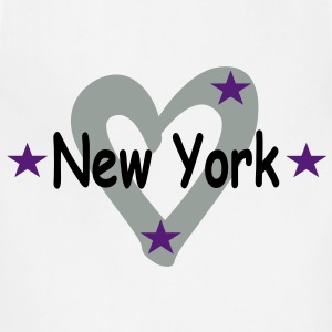 new york - Adjustable Apron