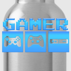 Gamer Pads Hoodies - Water Bottle