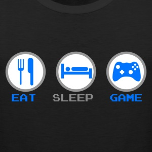 Eat Sleep Game Hoodies - Men's Premium Tank