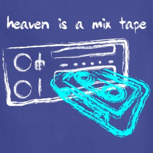 Heaven Is A Mix Tape - Adjustable Apron