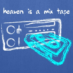 Heaven Is A Mix Tape - Tote Bag