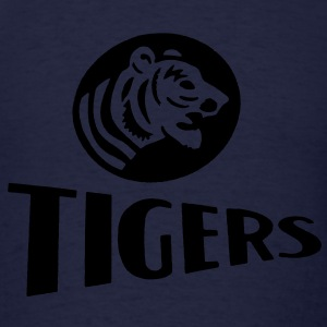 Vintage Tigers Hoodies - Men's T-Shirt