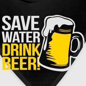 Save Water - Drink Beer - Bandana
