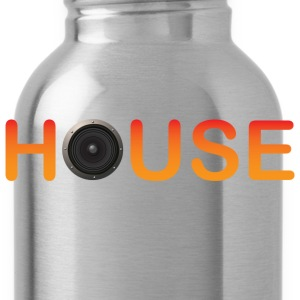 Official House DJ - Water Bottle