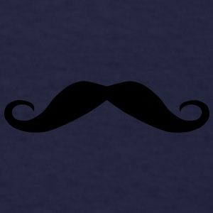 Moustache mustache, a fine top lip for a gent Caps - Men's T-Shirt