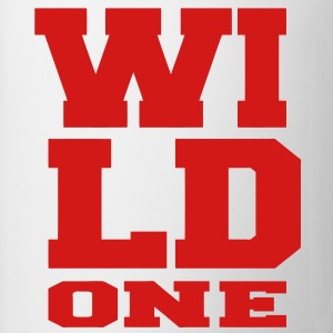 WILD ONE - Coffee/Tea Mug