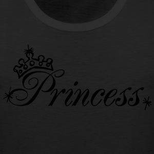 Princess Women's T-Shirts - Men's Premium Tank