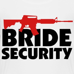 Bride Security 3 (2c)++ Kids' Shirts - Toddler Premium T-Shirt