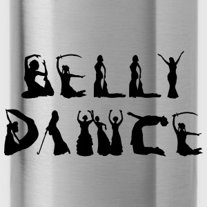 Belly Dancer Alphabet Bags  - Water Bottle