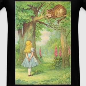 The Cheshire-Cat Long Sleeve Shirts - Men's T-Shirt