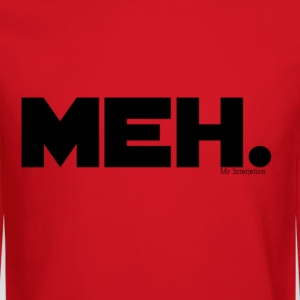 MEH. Hooded - Crewneck Sweatshirt