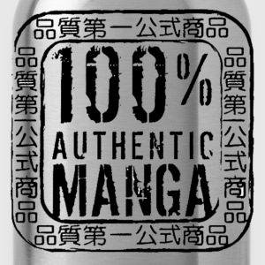 manga sign - Water Bottle