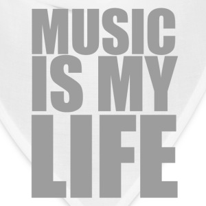 Music Is My Life - Bandana