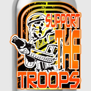 Support The Troops Kids' Shirts - Water Bottle