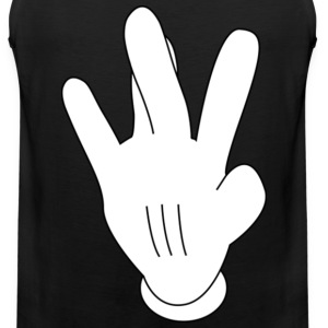 Westside Mickeymouse hand Hoodies - Men's Premium Tank