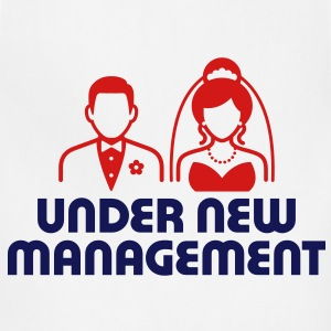 Under New Management 1 (2c)++ Polo Shirts - Adjustable Apron