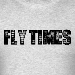 Fly Times Crewneck - Men's T-Shirt