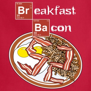 Breakfast Bacon - Adjustable Apron