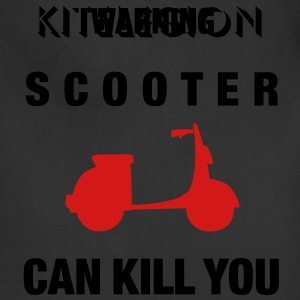 can_kill_you_scooter_vec_2 us - Adjustable Apron