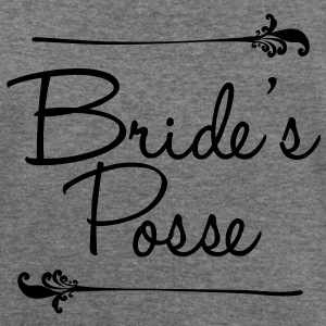 Bride's Posse - Women's Wideneck Sweatshirt