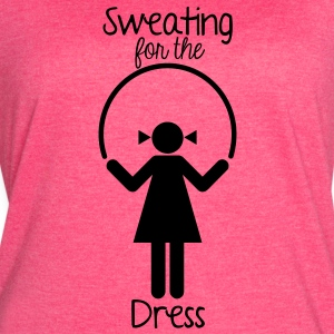 Sweating for the Dress - Women's Vintage Sport T-Shirt