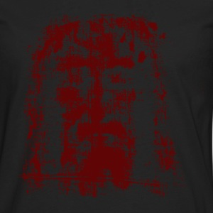 Jesus, Shroud of Turin - Men's Premium Long Sleeve T-Shirt
