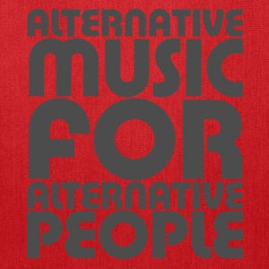 Alternative Music Hoodies - Tote Bag