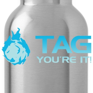 Tag You're It Hoodies - Water Bottle