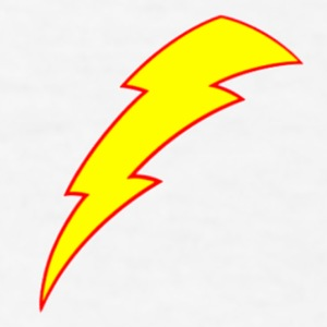 lightning bolt Gift - Men's T-Shirt