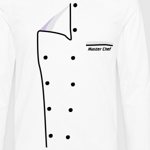Chef jacket - Men's Premium Long Sleeve T-Shirt