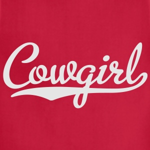 Cowgirl T-Shirt - Adjustable Apron