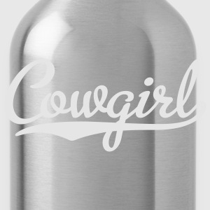 Cowgirl T-Shirt - Water Bottle