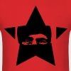 Zapatista Star T-Shirts - Men's T-Shirt