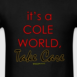 Cole World, Take Care Hoodies - Men's T-Shirt