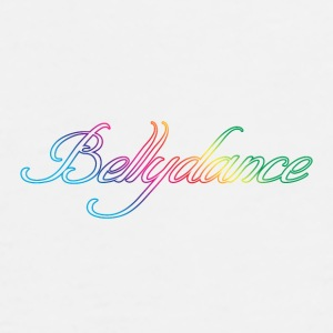 Rainbow Bellydance Accessories - Men's Premium T-Shirt