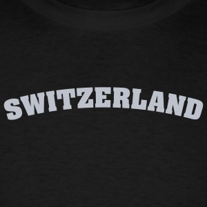Black Switzerland Men - Men's T-Shirt