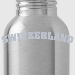 Black Switzerland Men - Water Bottle