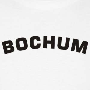 White Bochum Men - Men's T-Shirt
